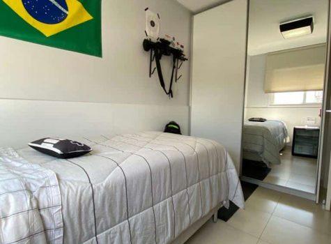 apartamento 04 suítes setor Bueno Goiânia